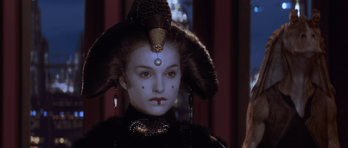 tumblr inline mphh5uVSCG1qz4rgp - Padmé is the hero of Star Wars Episode I: The Phantom Menace