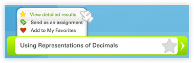 You can view results for a precise document.