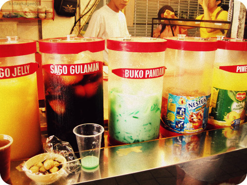 palamig, sago't gulaman, sago at gulaman, drinks, summer drinks, pinoy foods