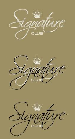 "Nothing Insightful — Crown Casino ""signature Club"" Logo"