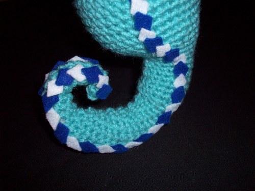 Mommy and Me Seahorse Amigurumi Loops & Love Crochet | 375x500