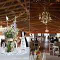 Sweep me up country chic wedding