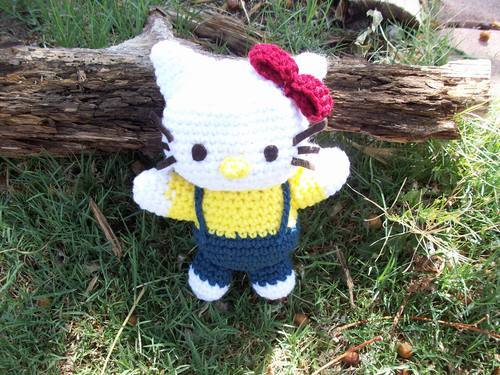 amigurumi hello kitty robotrish 1