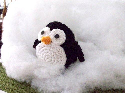 amigurumi penguin robotrish 6