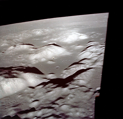Taurus Littrow Apollo 17
