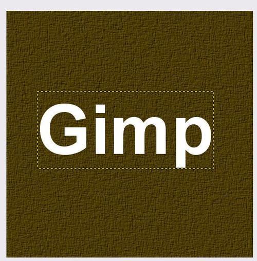 how to use gimp to create a logo