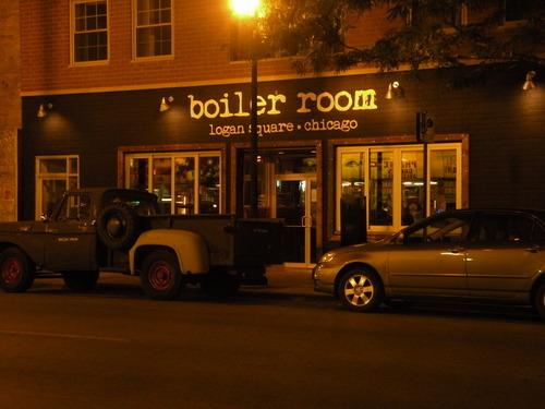 52 Weeks in Chicago Boiler Room