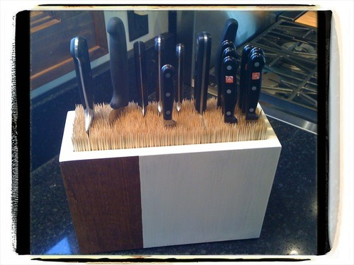 Erin - Knife Block