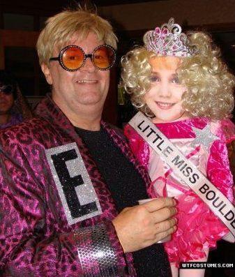 """Elton Jon Benet"" Costume"