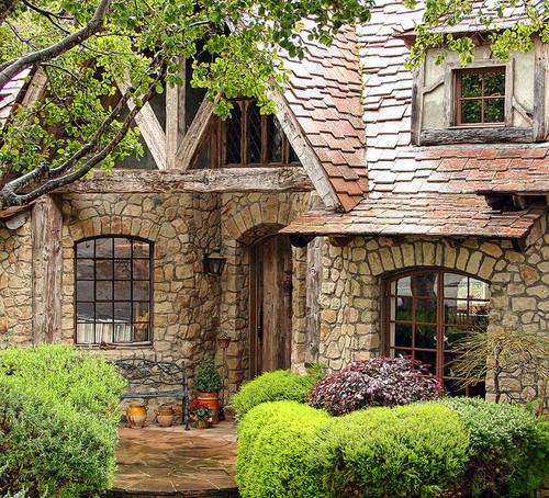 English Home Cottage Unique Plans