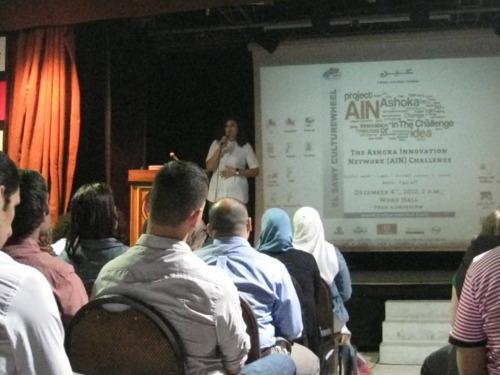 Ashoka Innovation Network Challenge A Success!