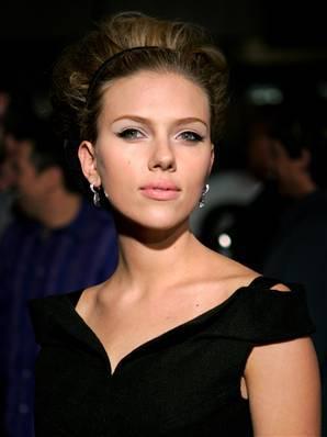 Scarlett Johansson Mangoblüte