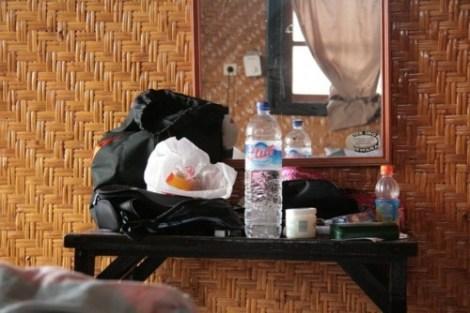 Je prends mes marques au Suka Beach Inn, Kuta, Bali