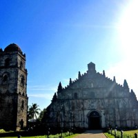 Going Loco over Ilocos: Paoay, Ilocos Norte