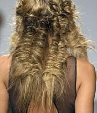herringbone braiding for hair   Tumblr
