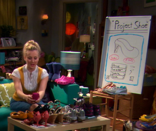 Penny's Project Shoe