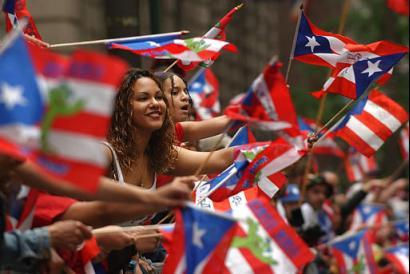 Image result for woman with puerto rican flag tumblr