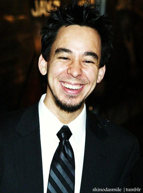 Hair Shinoda Spiky Mike