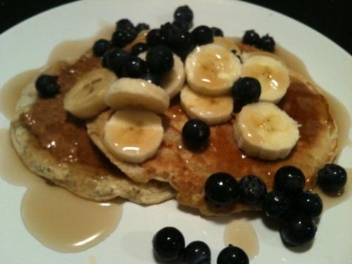 Fame's Pancakes Recipe