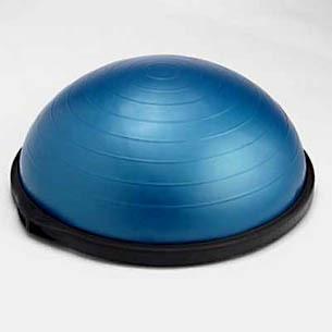 Today's Workout: Bosu Ball Leg Day