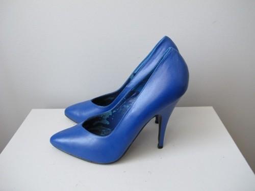 Crca Shoes Blue
