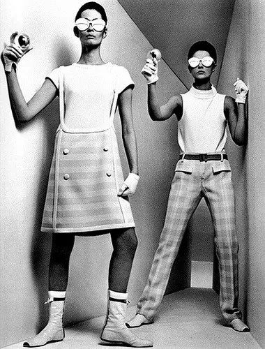 Fashion Files: André Courrèges (2/6)