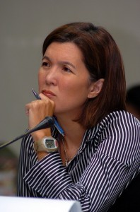 Pia Cayetano: the pinay version of Sandra Fluke.