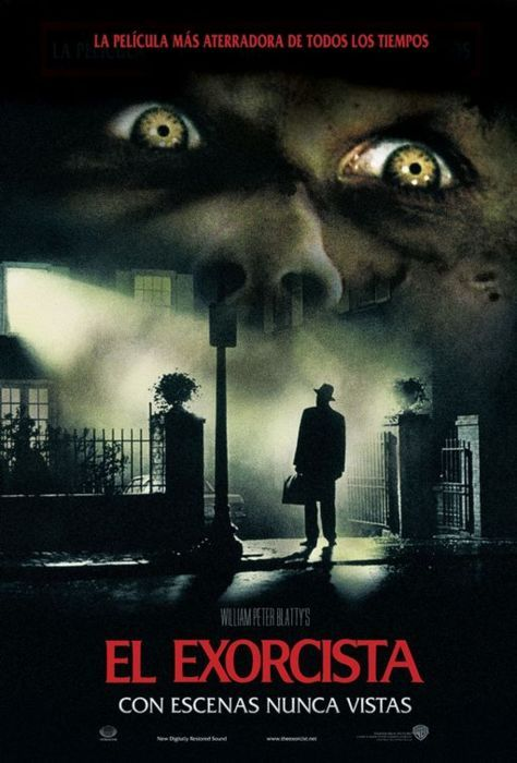 The Exorcist (1973) poster