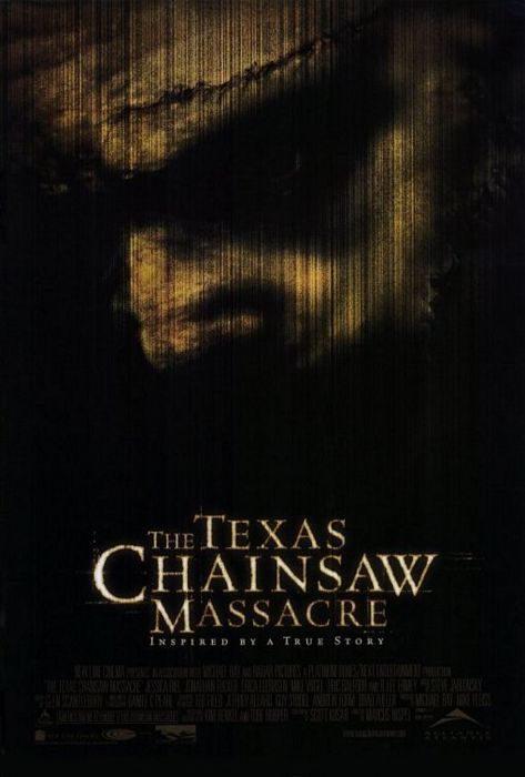 The Texas Chainsaw Massacre (2003) poster