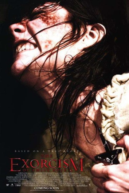 The Exorcism of Emily Rose (2005) poster