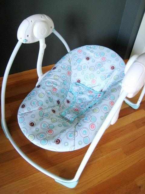 rightathelm DIY Baby swing cover