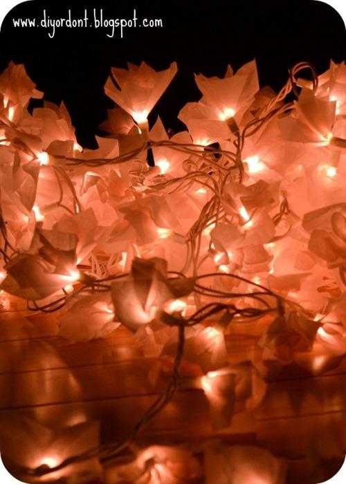 Tiny String Lights