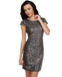 Chic on the Cheap - Sequin Dresses Under $100