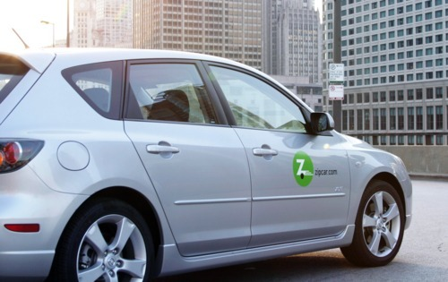 Zipcar - there when you need it