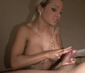 Milking Tumblr Cock