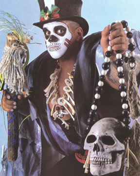 Reliving A Feud #3: The Ultimate Warrior vs. Papa Shango In The WWF '92 –  Wrestling Recaps