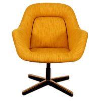 MID-CENTURY MODERN DESIGN - Swivel Chair, 1966