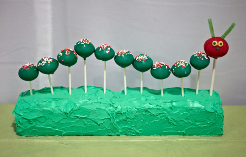 Five Things Friday: Crafts Inspired by The Very Hungry Caterpillar  (1/5)