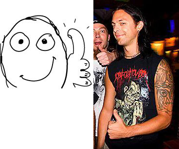 Rage Faces Tuck Style Part 2
