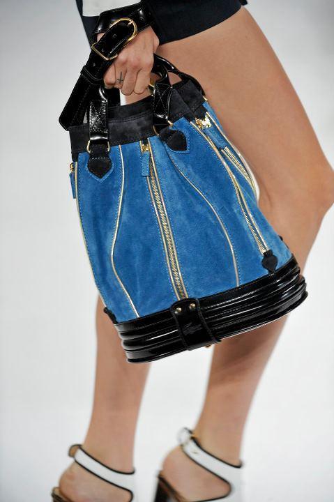 Blue Cathy bag