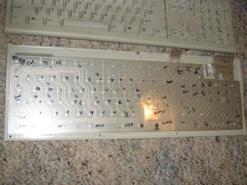 Classic Arcade controls PS/2 keyboard hack  (click me)
