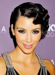 modern hairstyles inspired glamorous