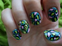 nicki minaj nail art tribute | flowynails