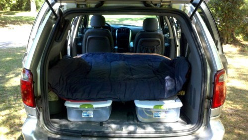 Welcome to MinivanCamperInfo The 350 DoItYourself RV