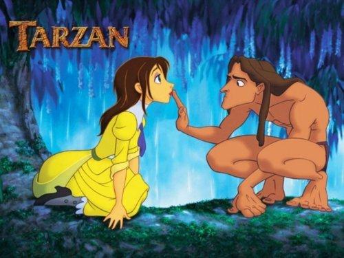 Feminist Disney Disney39s Tarzan creating a gender binary