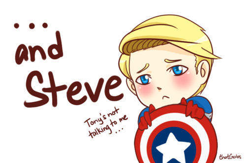 There There Steve
