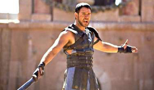 Are you not entertained!