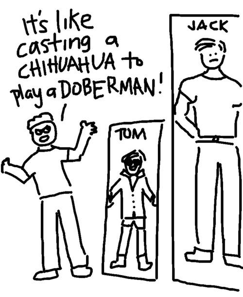 Mummy Cast With Tom Cruise