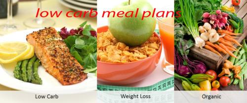 free low carb meal plan