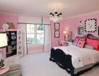 Cute Pink Girls Rooms